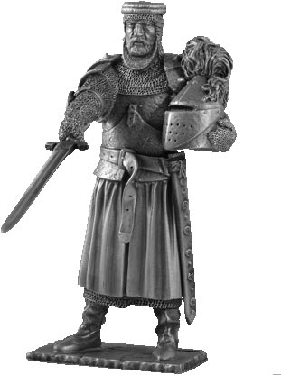Figure kay knights of the round table les etains du for 12 knight of the round table
