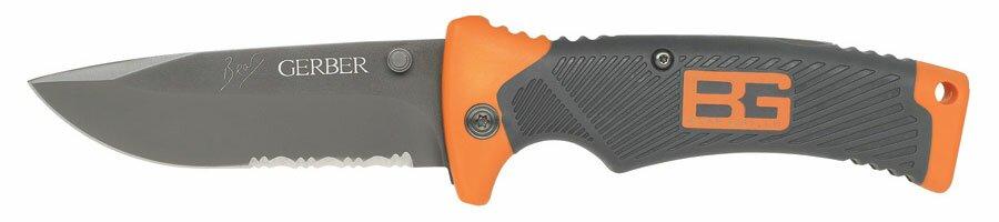 Gerber Bear Grylls Folding Sheath Knife