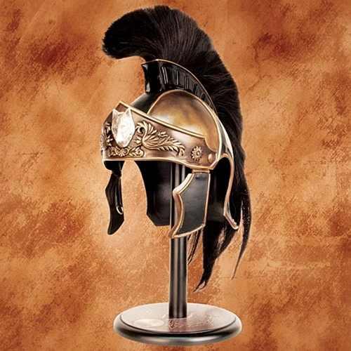 Gladiator Movie Helmets Gladiator Helmet of General