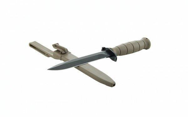 Glock Survival Knife 78 6.5'' Olive w/Polymer Safety Sheath