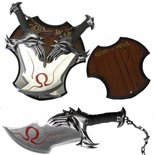 God of War twin blades