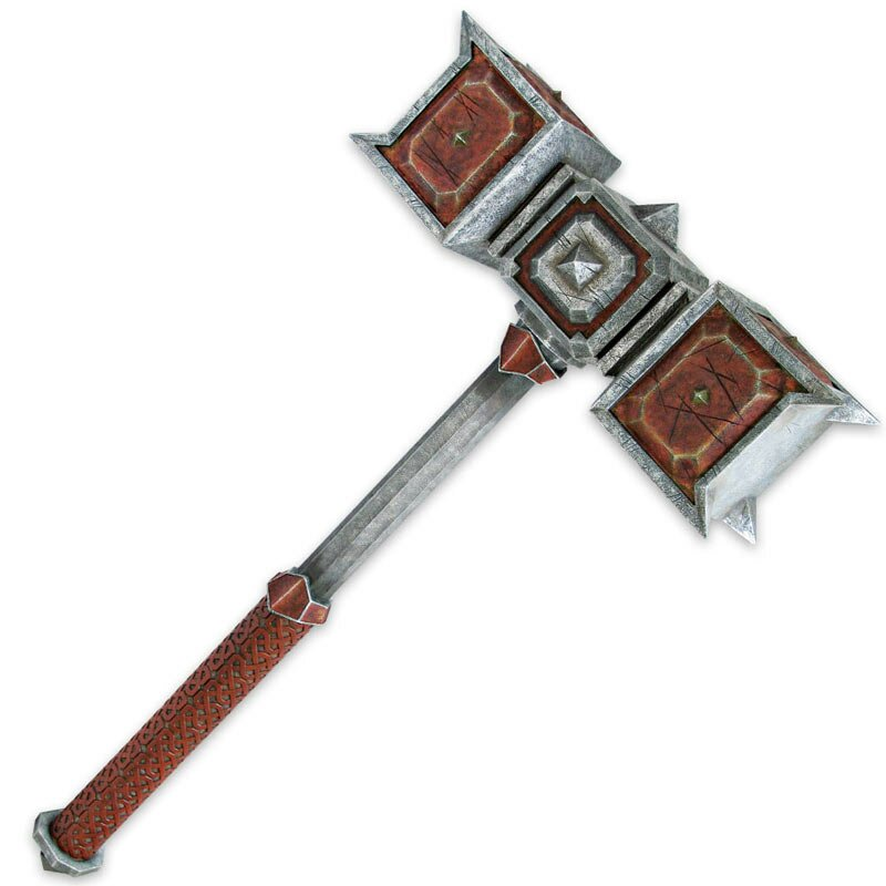 Hammer United Cotlery War Hammer Of Dain Ironfoot