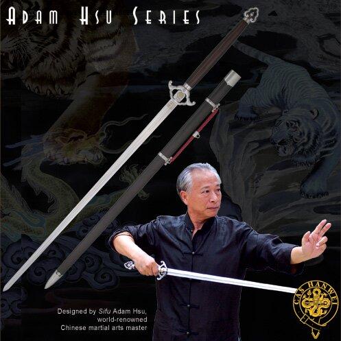 Hanwei Adam Hsu 2-handed Jian - Fiberglass Handle 36