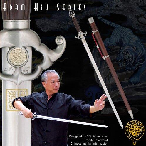 Hanwei Adam Hsu Jian -Wood Handle 30