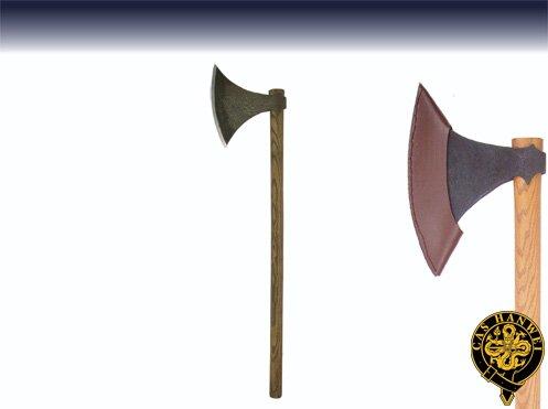 Hanwei Viking Axe Antique Finish