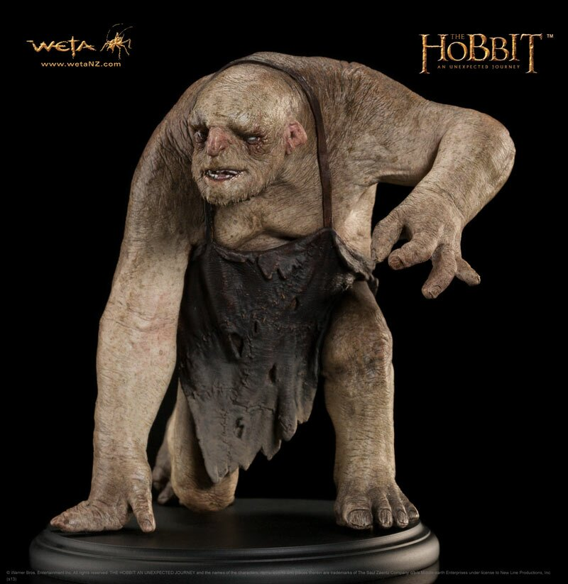 Hobbit - Bert the Troll - WETA