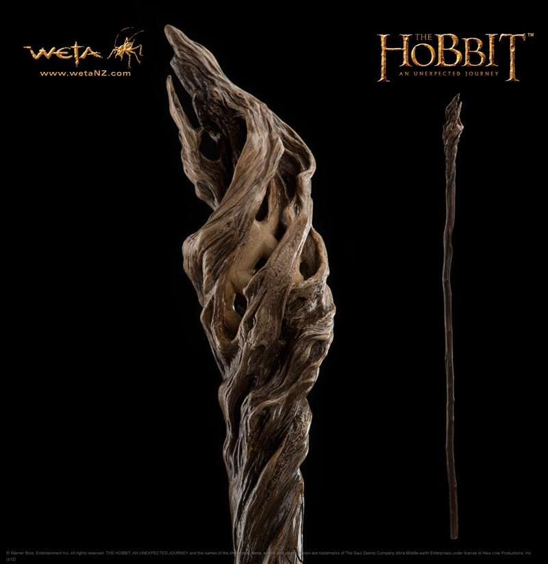 Hobbit - Staff of Gandalf the Grey - Weta