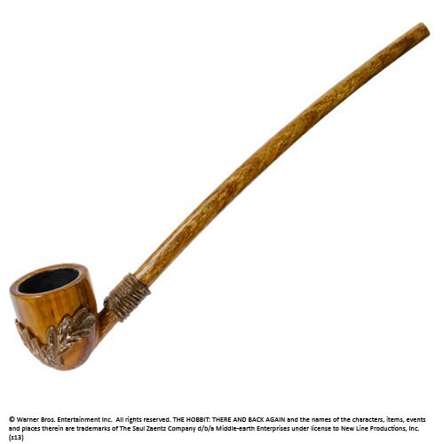 Hobbit - The Pipe of Bilbo Baggins - Noble Collection