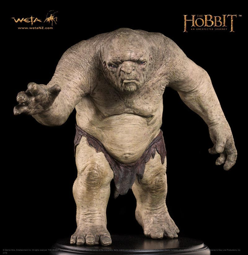 Hobbit - William the Troll - WETA