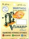 Honing rods for V-Sharp Classic - VSC1600
