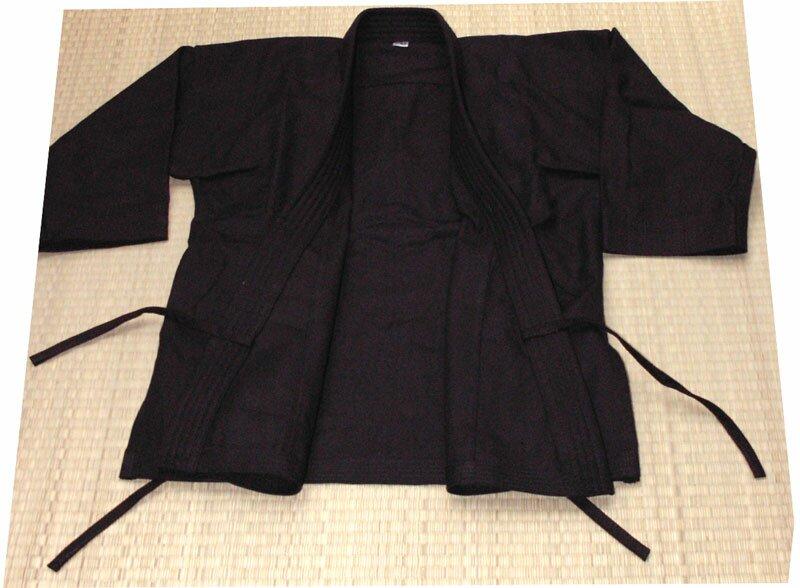 Karate Gi black 12oz