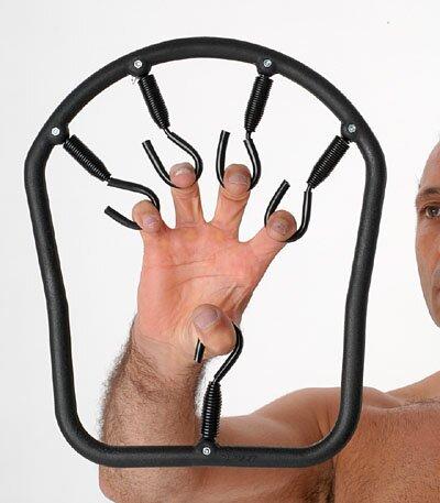 Karate Claw Gripper Black