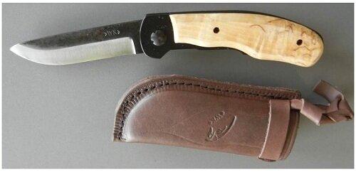 Kellam Knives Osprey Folder Light(FOL) Kellam Knives - hand