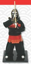 Kendo doll with katana - PL-607
