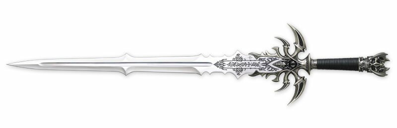 Kit Rae Vorthelok Sword Autographe Edition