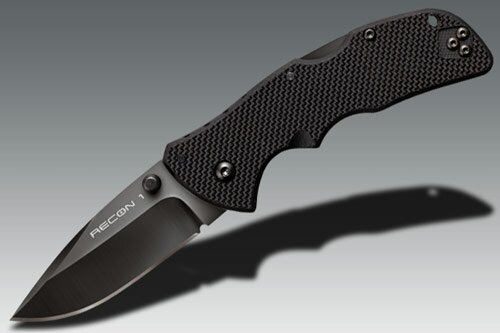 Knife Cold Stee Mini Recon 1 Spear Point XHP