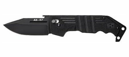 Knife Cold Steel AK-47 Black G10