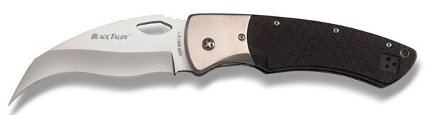 Knife Cold Steel Black Talon