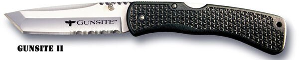 Knife Cold Steel Gunsite II