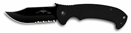 Knife Emerson ECBF CQC-13 Black Serrated