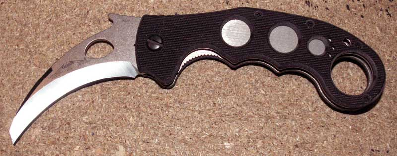 Knife Emerson Super Karambit SF