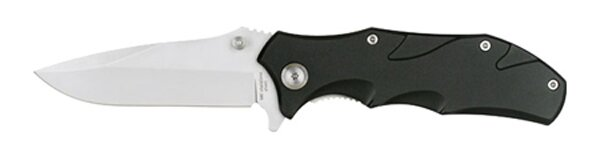 Knife M-Tech Aluminum Handle Folder - Black