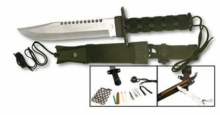 Knife Master Cutlery Survival Large