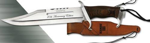 Knife Rambo III 20th Anniversary Master Cutlery