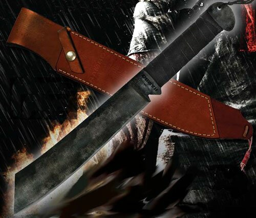 Knife Rambo IV Master Cutlery