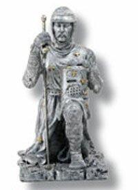 Knight miniature 1