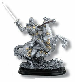 Knight miniature 3