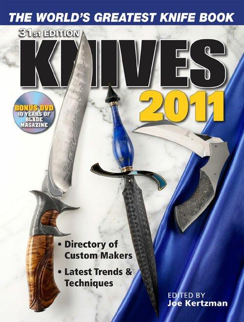 Knives 2011 The World's Greatest Knife Book by Joe Kertzman