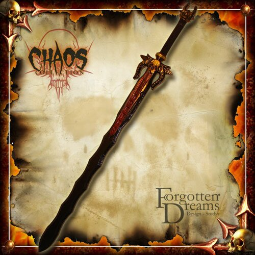 LARP - Chaos Devil Sword Long Deluxe