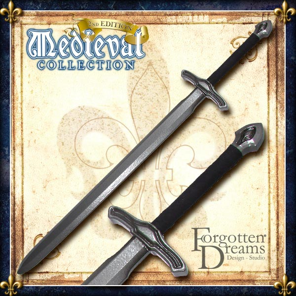 LARP - Medieval 2nd Edition Knight Sword long