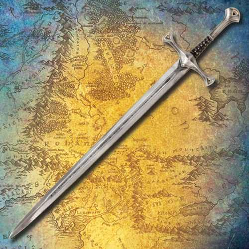 LARP Museum Replicas Anduril Sword - Latex