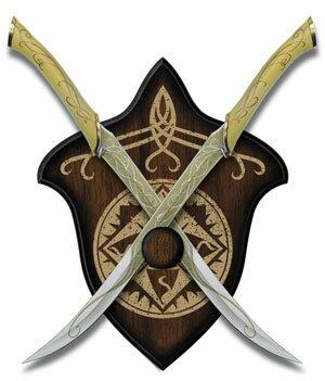 LOTR Fighting Knives of Legolas