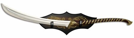 LOTR High Elven Warrior Display Sword
