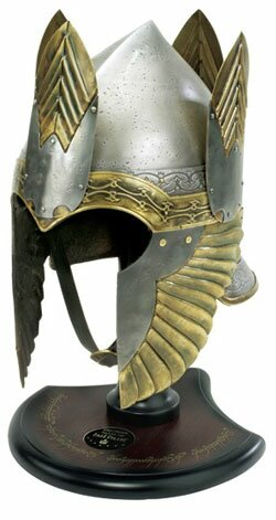LOTR Limited Edition Helm of Isildur