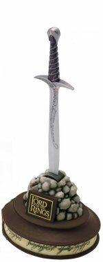 LOTR Miniature Sting Sword