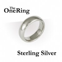 LOTR One Ring - Sterling Silver