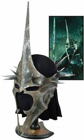 LOTR War Helm of the Witch-King - Limited Edition