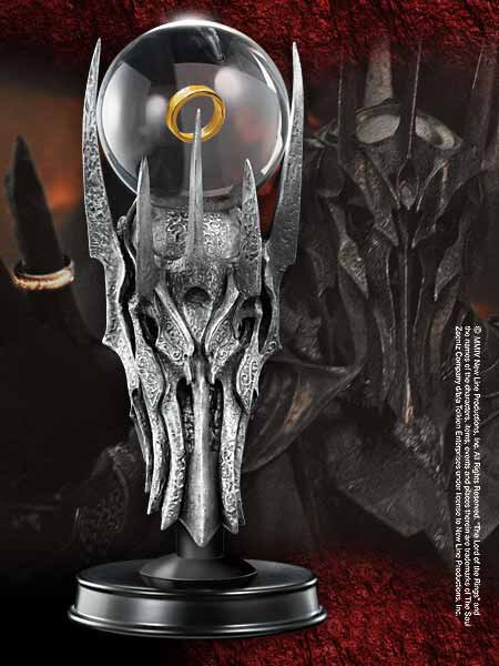 Lord of the Rings Statue The Age of the Dark Lord