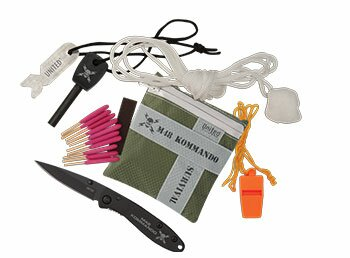 M48 Kommando 8-Pc Adventure Survival Kit