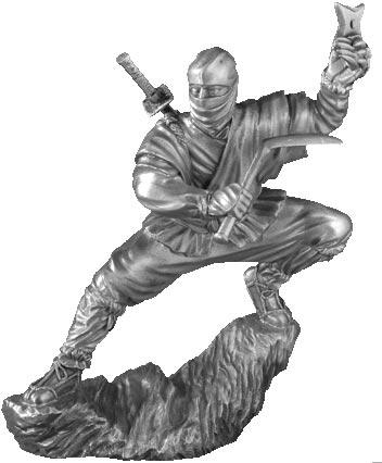 Ninja - Les Etains Du Graal