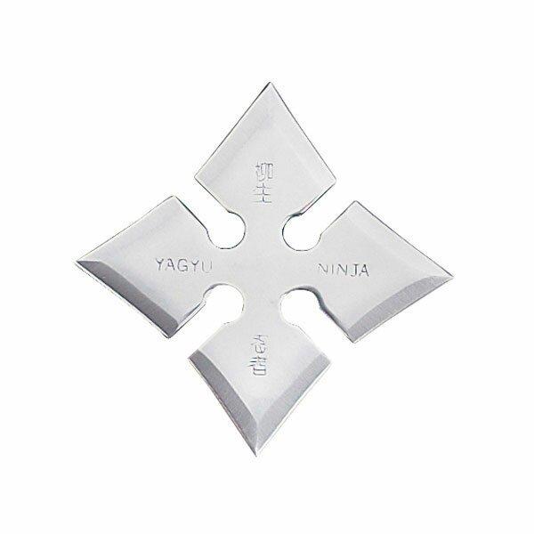 Ninja Moon Star 4Pt SS 4'' w/pouch