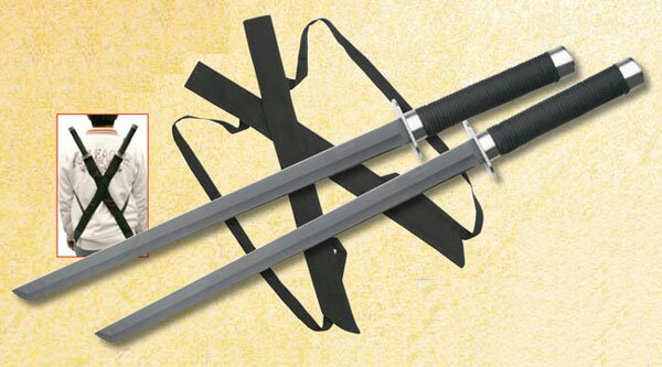 Ninja Sword - set of two