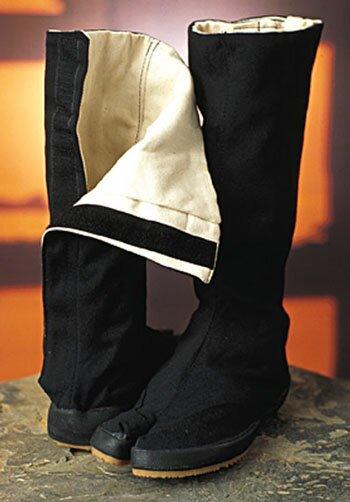 Ninja Tabi Boots