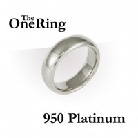 One Ring - 950 Platinum