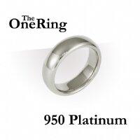 One Ring - 950 Platinum
