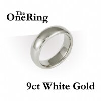 One Ring - 9ct White Gold
